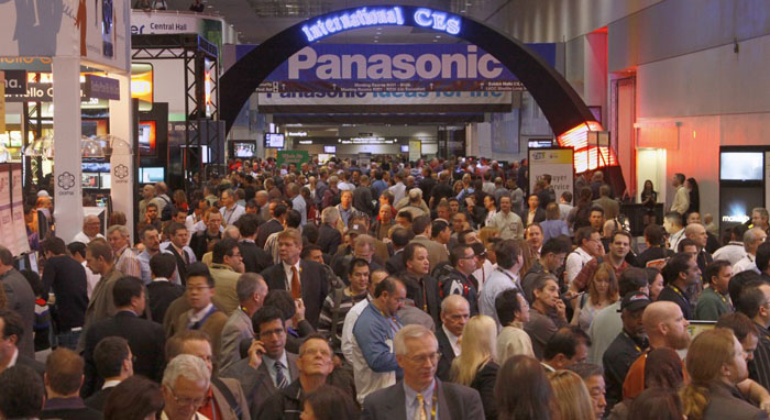 International CES | Consumer Electronics Show, Las Vegas Convention Center, 3150 Paradise Rd, Las Vegas, NV 89109, U.S.A.