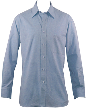 Rubinacci Chambray men's shirt: €148.