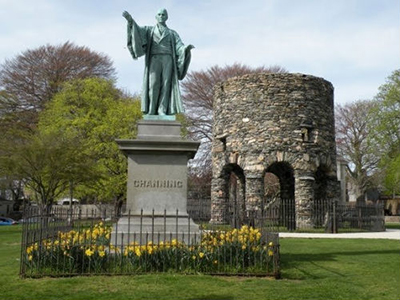 Touro Park, Mill St., Newport, RI 02840.