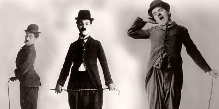 Charles Chaplin (1889-1977).