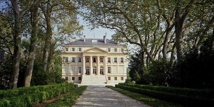Château Margaux, Domaine de Château Margaux, 33460 Margaux, France.