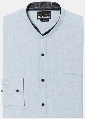 The Kooples Check Sport Shirt in Brushed Cotton: £155.