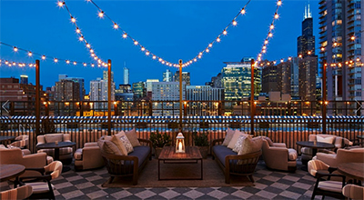 Soho House, 113-125 N Green St.