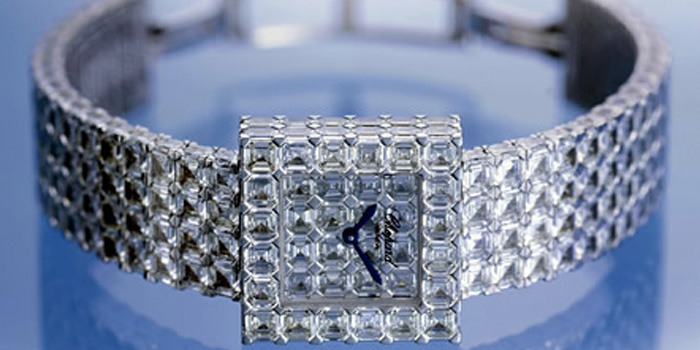 World's Most Expensive Watch #23: Chopard Super Ice Cube Watch. Price: US$1,130,260.