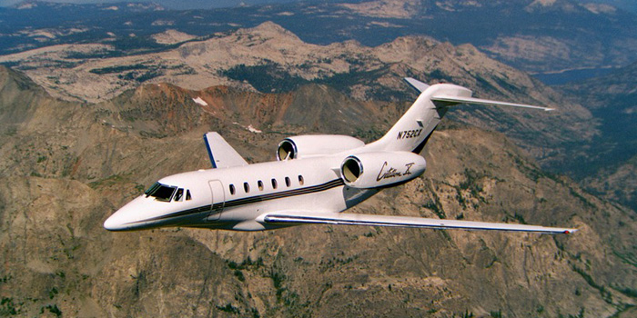 Cessna Citation X. 2013 starting price: US$22,925,000.
