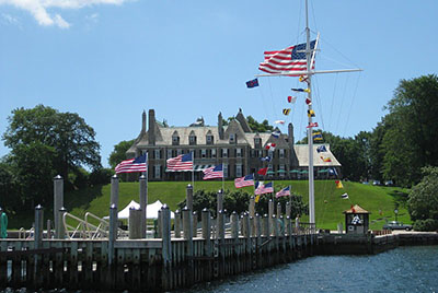 New York Yacht Club-Harbour Court, 5 Halidon Ave, Newport, RI 02840.