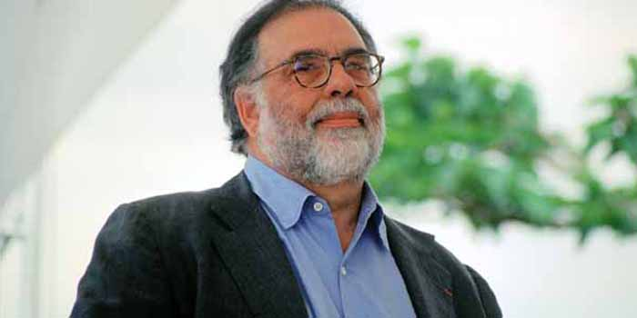 Francis Ford Coppola - American film director, producer and screenwriter.