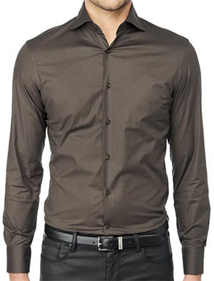 J.Lindeberg Corkz Essential Stretch shirt: US$92.50.