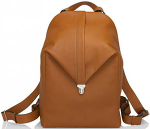 Valextra Cortina Men's Backpack: US$3,740.
