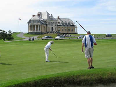 Newport Country Club, 280 Harrison Avenue, Newport, RI 02840.