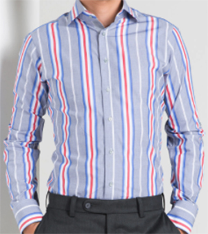 iTailor 100% Cotton, Easy Care shirt: £39.95.