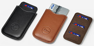Leica SD card & credit card holders: US$70.