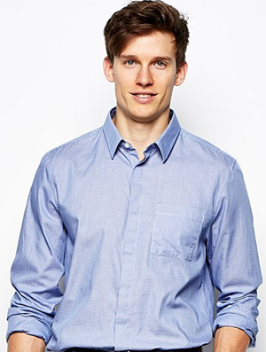 Jack Wills Cromleigh Formal Shirt: £79.50.