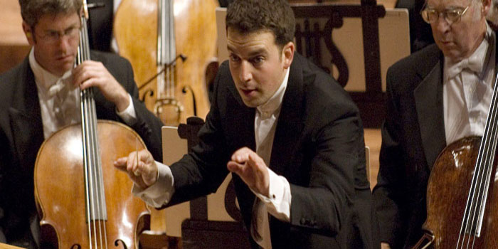 Israeli Argentine-born pianist and conductor Daniel Barenboim.