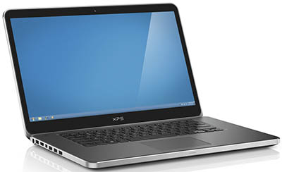 Dell XPS 13 Ultrabook Touch.