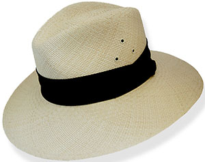 DelMonico Hatter New Mexico Panama Hat: US$130.