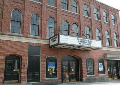 Opera House Theater Newport, 19 Touro Street, Newport, RI 02840.