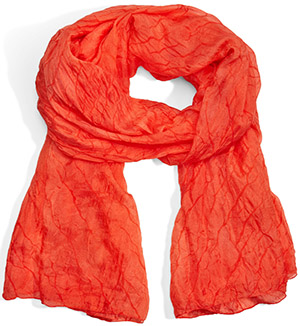 Donna Karan Evening Silk Scarf: US$795.