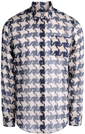 Dries van Noten Long sleeve shirtCollection: Spring-Summer: £260.