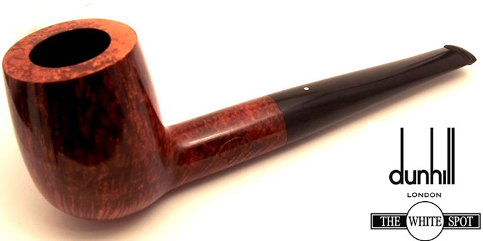 Dunhill Amber Root 1 Flame DP pipe: US$1415.