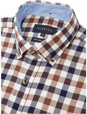Viyella Men's Check Shirt: €100.