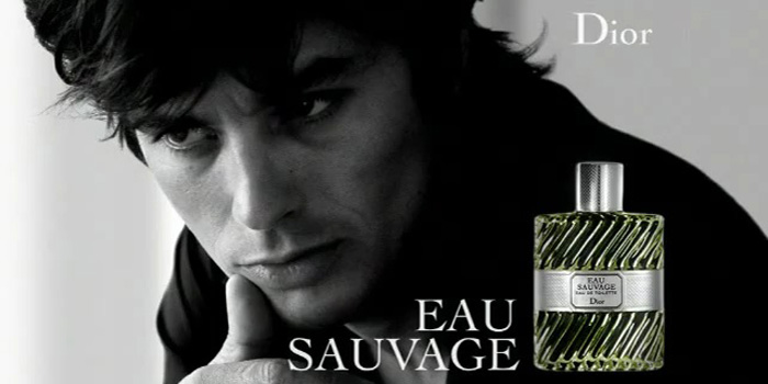 Eau Sauvage created by Edmond Roudnitska for Christian Dior (1966).