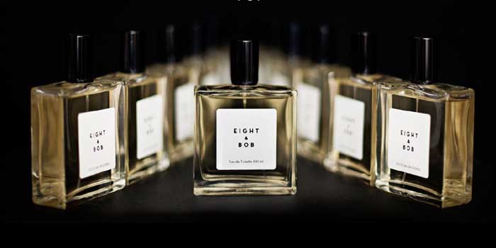 Eight & Bob. Since 1937. JFK's favorite cologne.