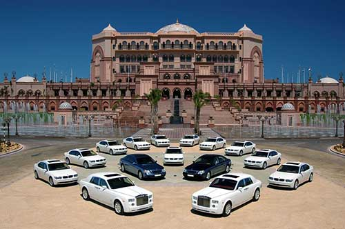 Emirates Palace, West Corniche Road, Abu Dhabi.