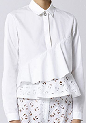 Flying Kenzo women's shirt: €390.