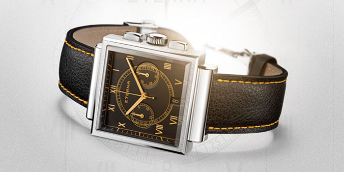 Eterna Chronograph Limited Edition 1938.