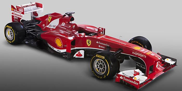 2013 Formula One Scuderia Ferrari F138 unveiled in Maranello on 30 January.