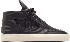 Filling Pieces Mid Top Transformed Black Python: €270.