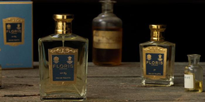 Floris for men.