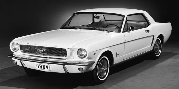 Ford Mustang 1964.