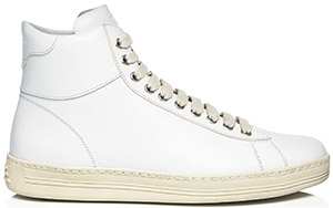 Tom Ford Women's Leather High Top Sneaker: US$970.