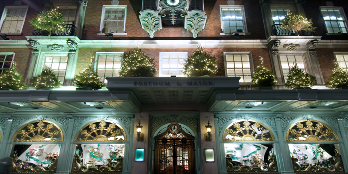 Fortnum & Mason, 181 Piccadilly, London W1A 1ER, United Kingdom.