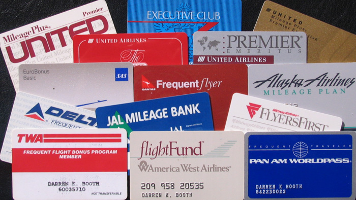 Frequent-Flyer Programs.