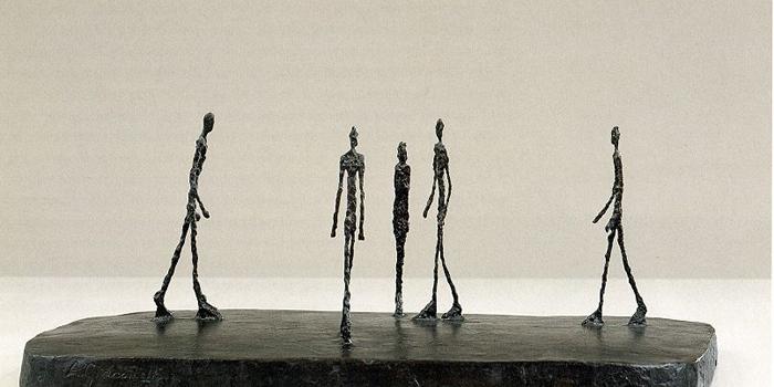 Alberto Giacometti (1901-1966), Place (Platz), 1948-49.