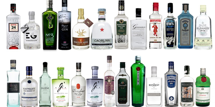 Water Brands That Start With M Of 25 leading gin brands.