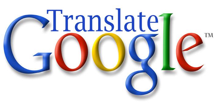 Google Translate - free statistical multilingual machine-translation service provided by Google Inc. to translate written text from one language into another.