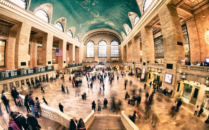 New York's Grand Central Terminal, 89 East 42nd Street at Park Avenue, New York City, NY 10017, U.S.A.