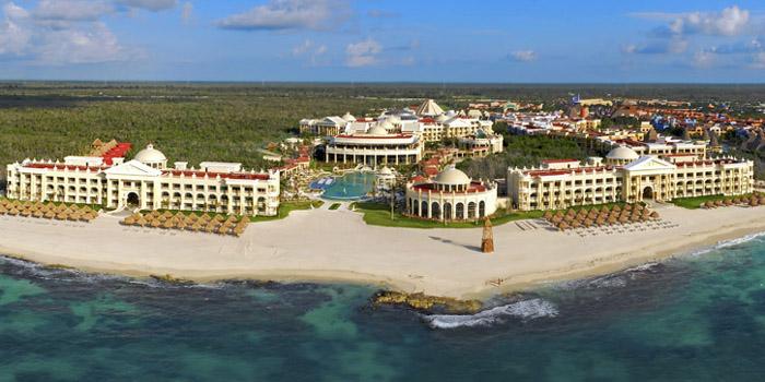 Grand Hotel Paraíso, Carretera Chetumal, P. Juarez Km 309, Playa Paraiso, 77710 Playa del Carmen, Mexico.