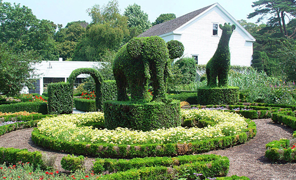 Green Animals Topiary Garden, 380 Corys Lane, Portsmouth, RI 02871.