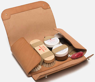 Greenson Shoe Care Kit Case: £140.