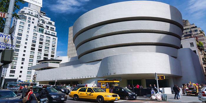 Solomon R. Guggenheim Museum, 1071 5th Ave, New York, NY 10128, U.S.A.