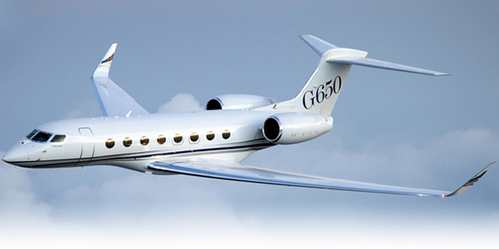 Gulfstream G650 - 'The Fastest Civil Aircraft In The Sky'.