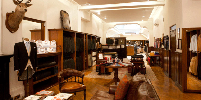 H.Huntsman & Sons, 11 Savile Row, London W1S 3PS, England, U.K.