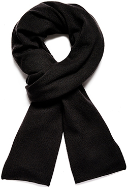 Helmut Core Cashmere Men's Scarf: US$185.