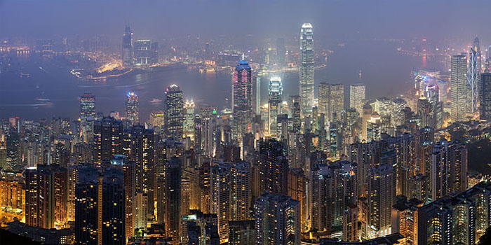 Hong Kong, Special Administrative Region of the People's Republic of China.