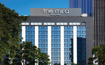 The Mira, Hong Kong, 118 Nathan Road, Tsim Sha Tsui, Hong Kong, SAR, China.